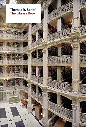 The Library Book par Thomas R. Schiff, Alberto Manguel