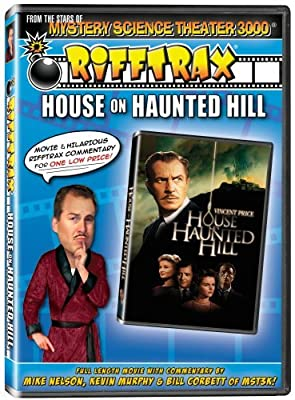 RiffTrax: House on Haunted Hill - from the stars of Mystery Science Theater 3000! by Michael J. Nelson