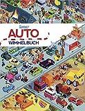 Auto Wimmelbuch: Das große Bilderbuch ab 1 Jahr mit Bagger