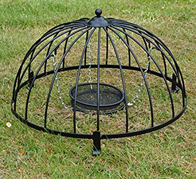Selections Blackbird, Starling Ground Bird Feeder Haven Cage (Pigeon, Jay and Magpie Proof) from Selections