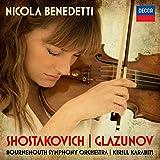 Chostakovitch: Violin Concerto No.1; Glazounov: Violin Concerto