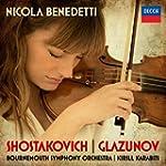 Shostakovich: Violin Concerto No.1; G...