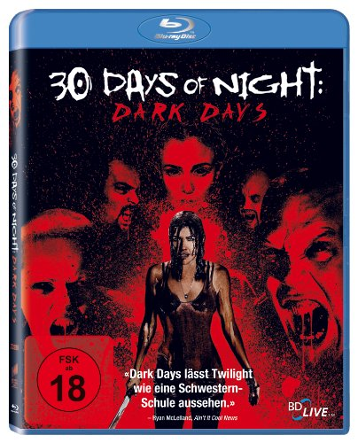 30 Days of Night: Dark Days [Blu-ray]