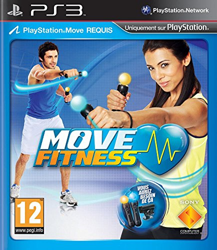 MOVE FITNESS / jeu PS3