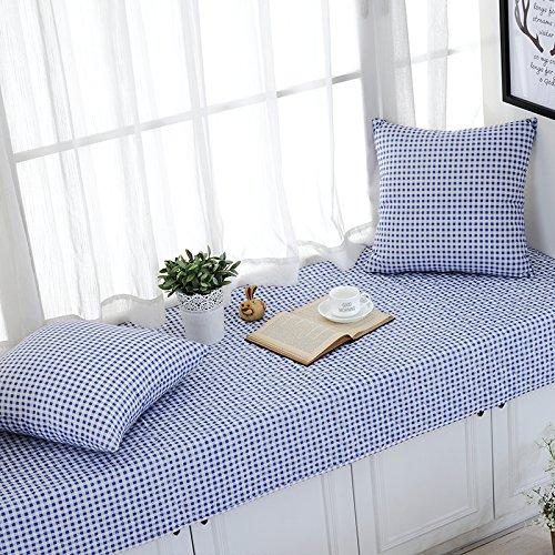 New day®-cotone pastorale finestra mobile tessuto pad