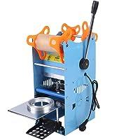 Handels Machine à joint électrique manuelle 270 W pour thé mousseux, café, smoothies, bols Eichmeister 400-500 Cups/hr…