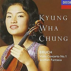 Violin Concerto N 1;Scottish Fantasia