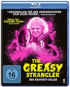 The Greasy Strangler: Der Bratfett-Killer [Blu-ray]
