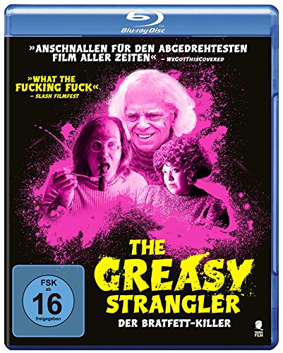 The Greasy Strangler: Der Bratfett-Killer ()