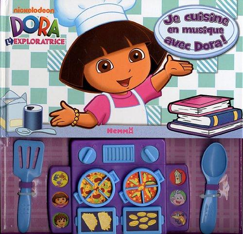 Je cuisine en musique avec Dora !