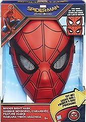 Idea Regalo - Spider-Man - Maschera Deluxe, B9695EU4