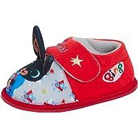 Bing Bunny 3D Light Up Slippers Kids Flashing Lights Slipper Booties Boys Girls First Walkers Nursery Indoor House Shoes