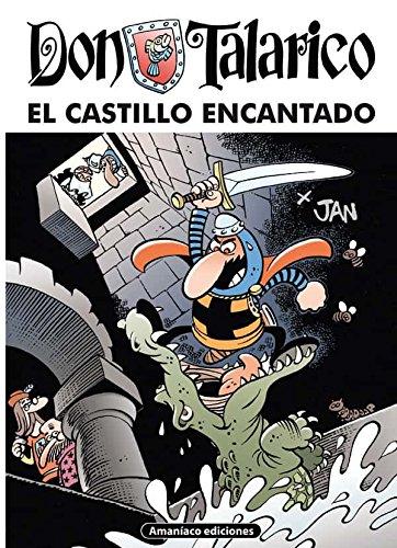 Don Talarico: El castillo encantado par Jan