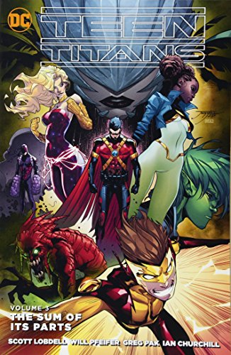 Teen Titans TP Vol 3