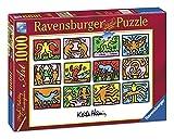 Ravensburger 15615 Keith Haring Puzzle 1000 pezzi Arte