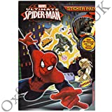 Marvel Heroes Spiderman: adhesivo Pad
