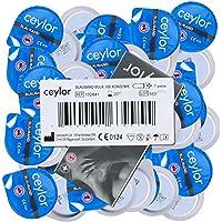 """Ceylor Blauband 100 Kondome mit Gleitcreme, verpackt im hygienischen""""Dösli"""", einfach zu öffnen! preisvergleich bei billige-tabletten.eu"""