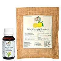 Mitti Se Combo of Floor & Multipurpose Cleaner and Natural Laundry Detergent