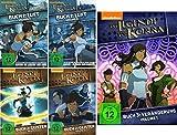 Die Legende von Korra Buch 1-3.1 (5 DVDs)