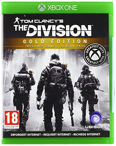 Tom Clancy's The Division Gold - [AT PEGI] - [Xbox One]