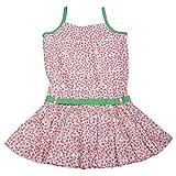 Swan Fashion Girls' Bubble Hem Dress (SS...