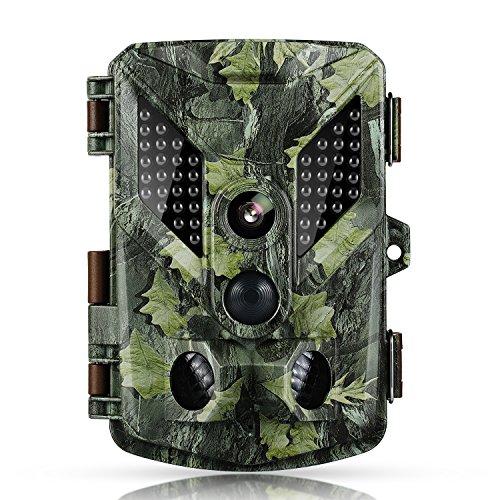 Cámara de caza, cámara de vigilancia impermeable Abask Búsqueda de
