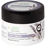 EARTH THERAPY Foot Cream For Cracked Heels, Dry Skin, Feet Repair, Knee Brightening Whitening Hydration & ULTRA HEALING…