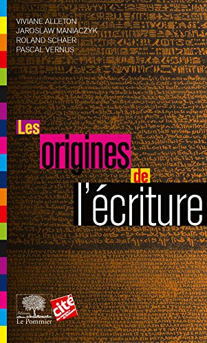 Les Origines de l'criture