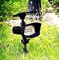 LED-Strahler, super hell, wasserdicht, Solar-betrieben, ideal zur Verwendung im Freien