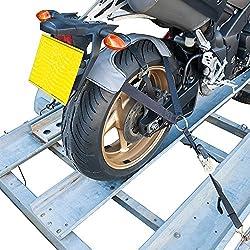 Motorrad Spanngurt Tyre-fix-System Zurrgurte Transport support-straps