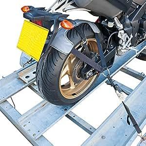 Motorrad Spanngurt Tyre-fix-System Zurrgurte Transport