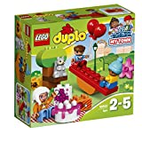 Best 2 Person Games - LEGO 10832 Duplo Town Birthday Picnic Toddler Toy Review