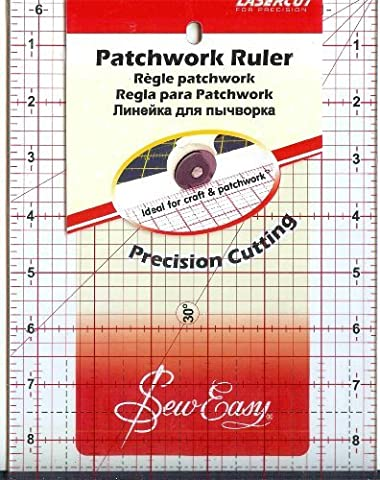 SewEasy Patchwork Quilt Ruler-12