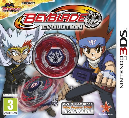 Beyblade : evolution + Toy – édition collector