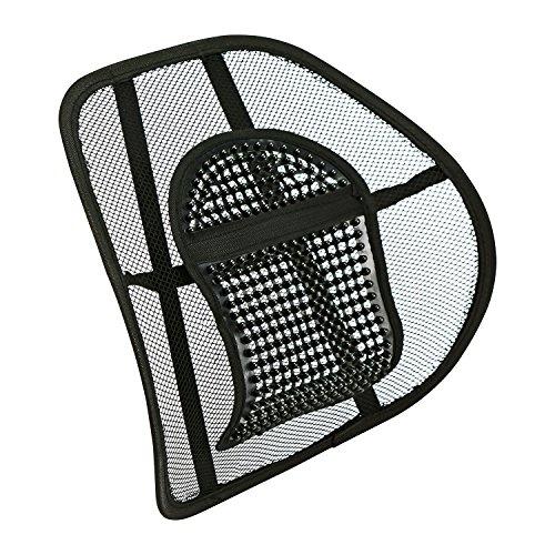 Sentik®, supporto per sedia e sedile posteriore per una postura corretta, con tracolla di posizionamento elastica e rete lombare