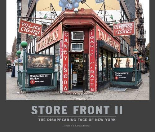 Store Front 2: The Disappearing Face of New York