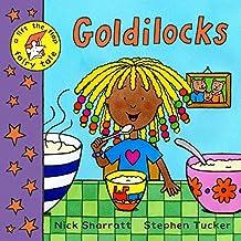 A Lift-the-flap Fairy Tale: Goldilocks