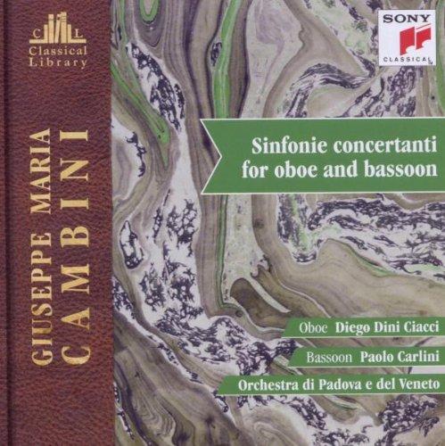 Preisvergleich Produktbild Sinfonien Für Oboe und Fagott