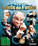 Die große Louis de Funès Collection [16 DVDs] -