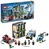 LEGO 60140 City Police Bulldozer Break-In Construction Toy