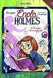 """Afficher """"Les Enquêtes d'Enola Holmes n° 5 L'Enigme du message perdu"""""""