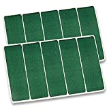 Billardtuch-Pflaster Grün