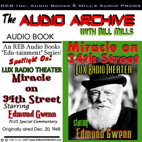 Miracle on 34th Street  Audiolibri