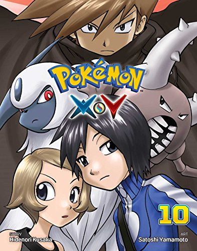 Pokemon X & Y Volume 10