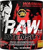 All Stars Raw Intensity 3.17, Fruit Punch, 400 g