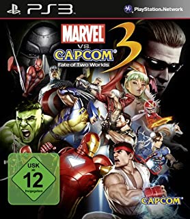 Marvel vs Capcom 3: fate of two worlds [import allemand] (B004CW519W) | Amazon Products