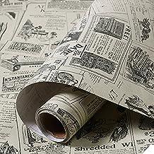 Zeitung Tapete suchergebnis auf amazon de für tapete zeitung