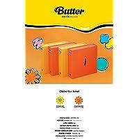 BTS - Butter Album [Cream Ver.]+Photobook+Poster+LYRIC Cards+Instant Photo Card+Folded message card+Graphic sticker…