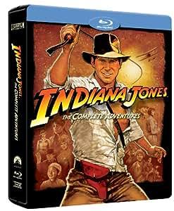 Indiana Jones - L'intégrale [Édition Spéciale Amazon.fr]