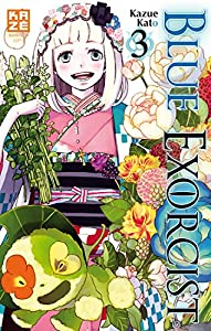 Blue Exorcist Edition simple Tome 3
